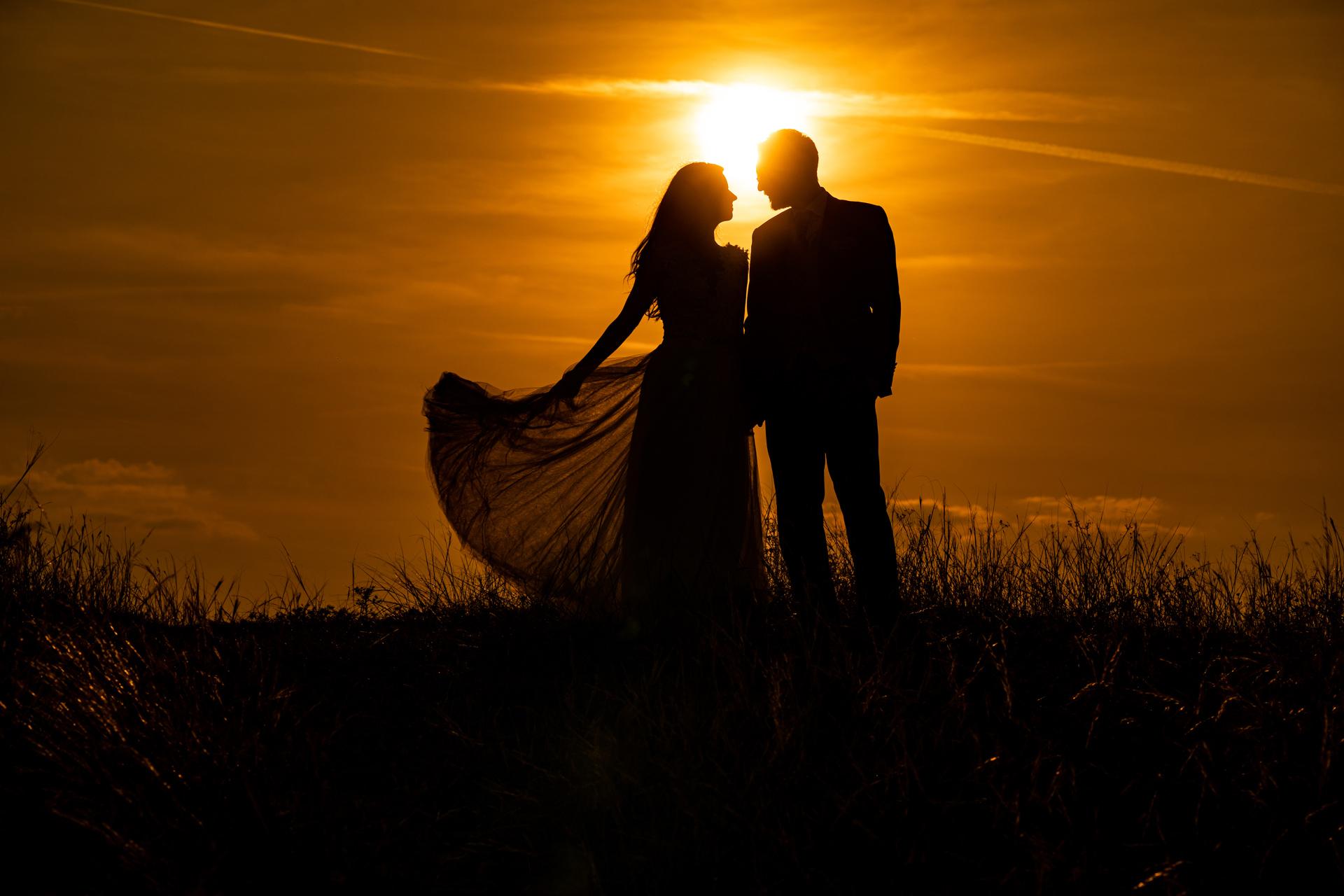 Eszter és Balázs esküvői fotók - PurePhoto